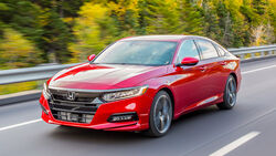 Honda Accord MY 2019