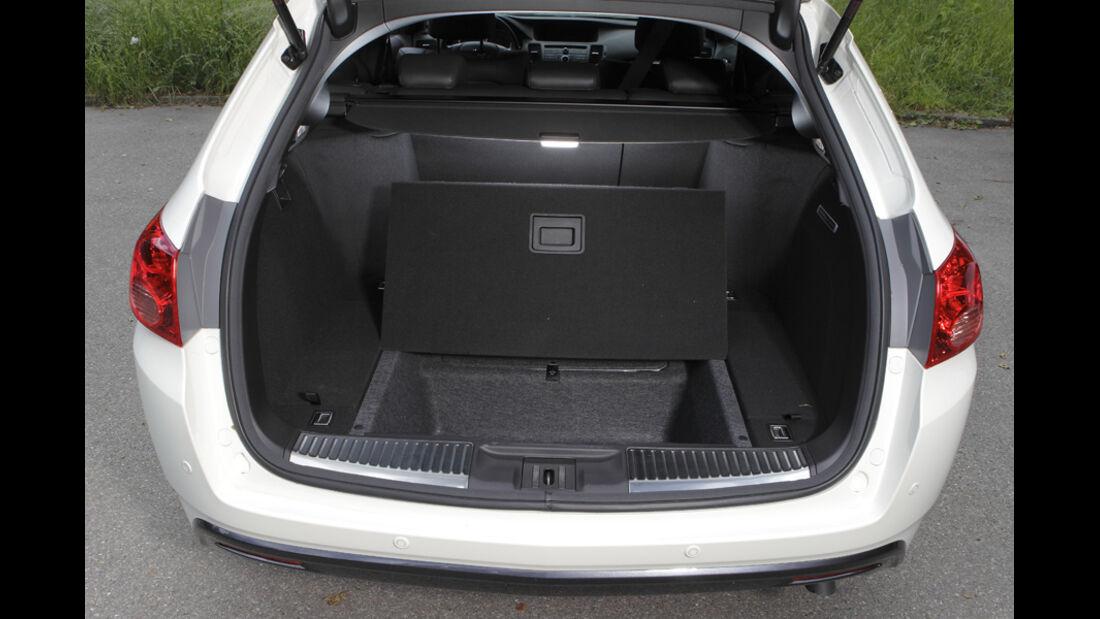 Honda Accord Tourer 2.2i-DTEC 180 Type S, Kofferraum