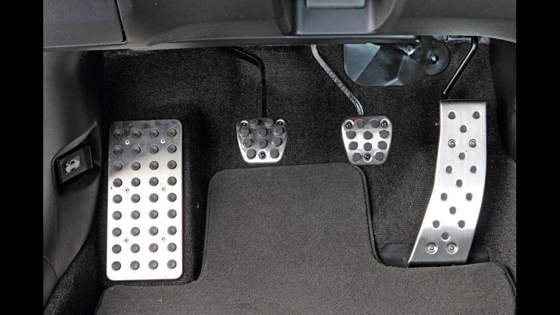 Honda Accord Tourer 2.2i-DTEC 180 Type S, Pedale