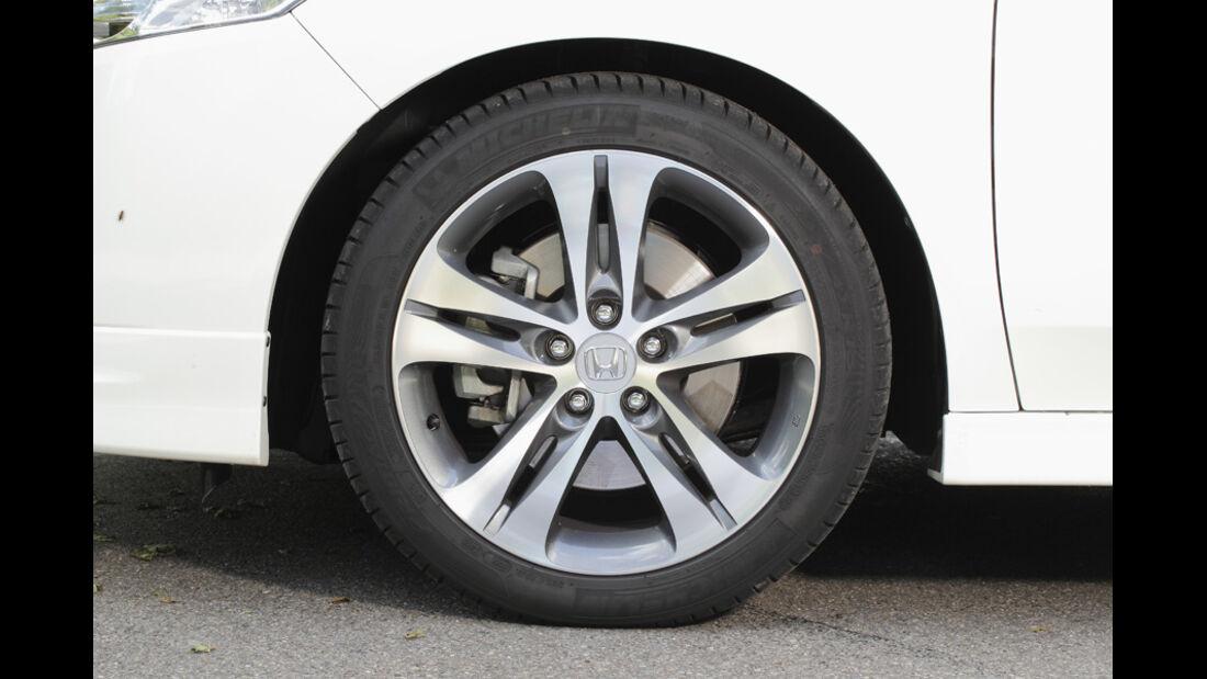 Honda Accord Tourer 2.2i-DTEC 180 Type S, Rad, Felge