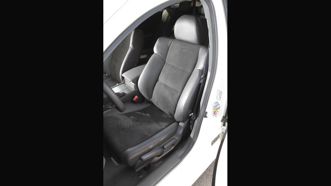 Honda Accord Tourer 2.2i-DTEC 180 Type S, Sitze