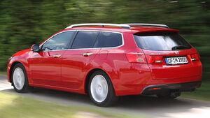 Honda Accord Tourer 2.2l-DTEC Automatik Executive