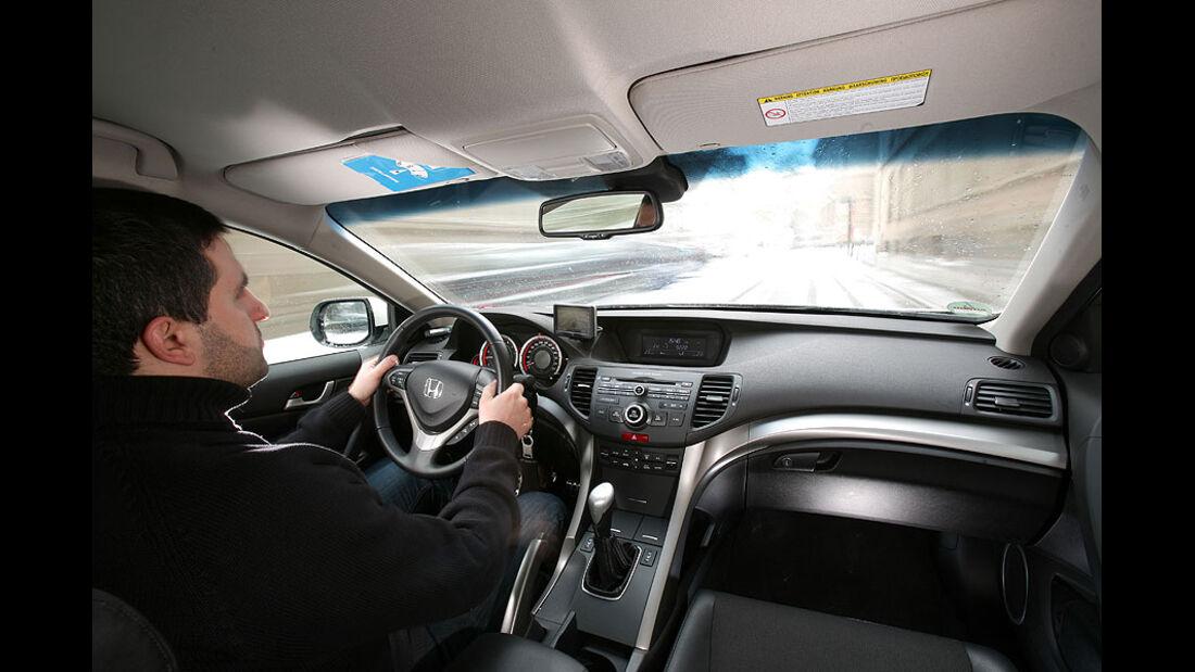 Honda Accord Type S Innenraum