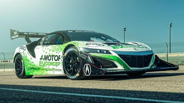 Honda Acura 4Motor EV Concept Pikes Peak 2016
