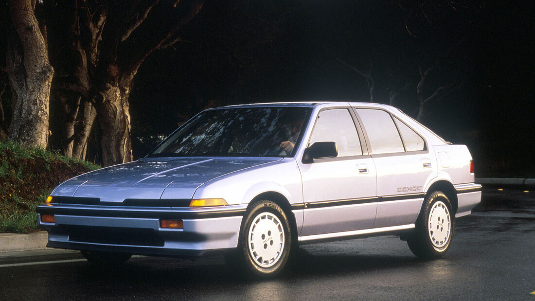 Honda Acura Integra 1986