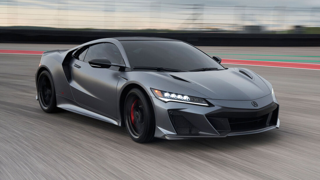 Honda Acura NSX Type S Limited Final Edition