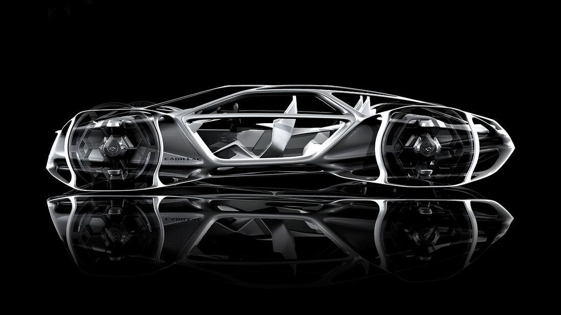 Honda Air, L.A. Design Challenge, Studie