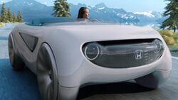 Honda Augmented Reality CES 2020