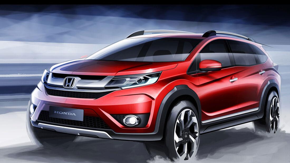 Honda BR-V Concept