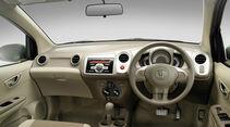 Honda Brio, Innenraum