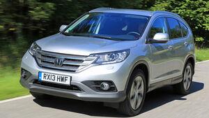Honda CR-V 1.6 i-DTEC 2WD, Fahrbericht