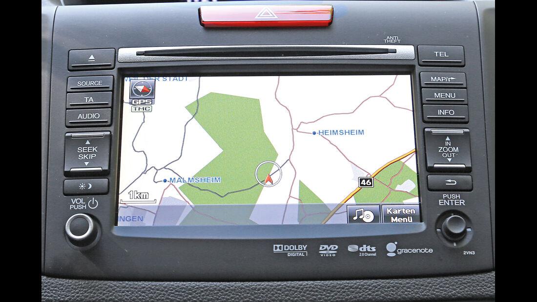 Honda CR-V 1.6 i-DTEC 2WD, Navi