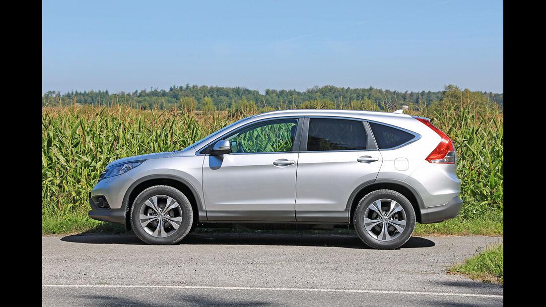 Honda CR-V 1.6 i-DTEC 2WD, Seitenansicht