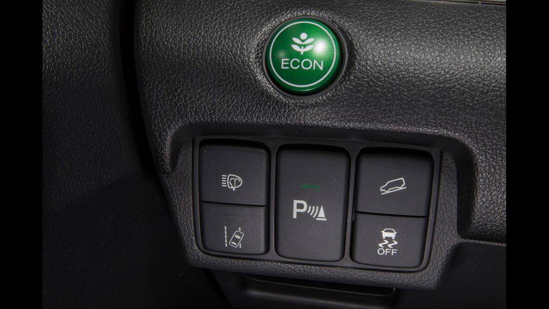 Honda CR-V 1.6 i-DTEC 4WD, Bedienelemente