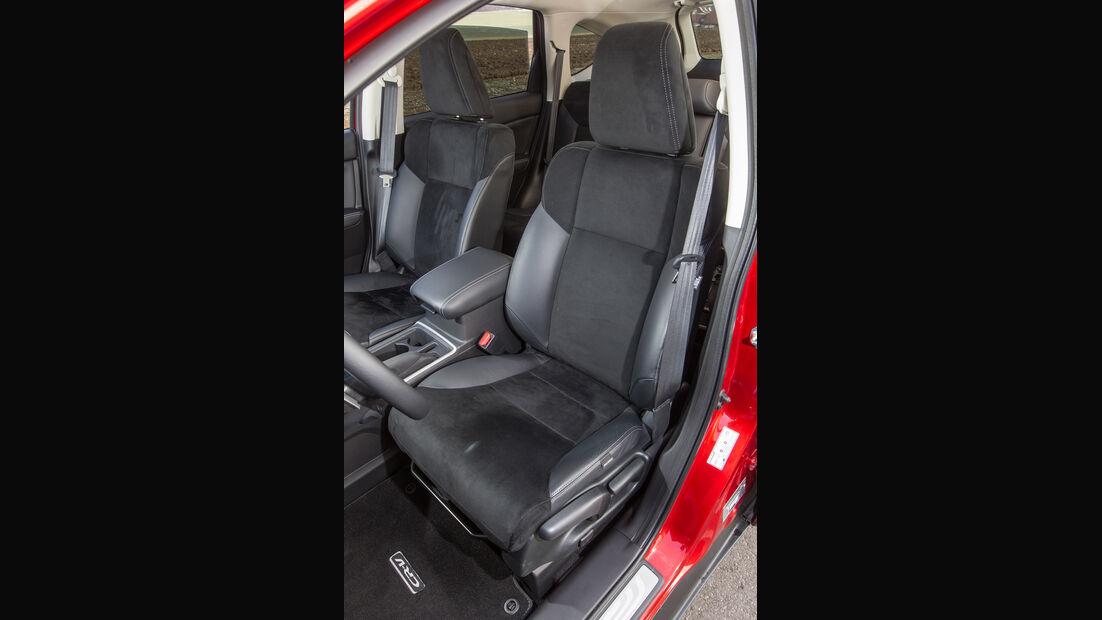 Honda CR-V 1.6 i-DTEC 4WD, Fahrersitz