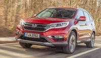 Honda CR-V 1.6 i-DTEC 4WD, Frontansicht