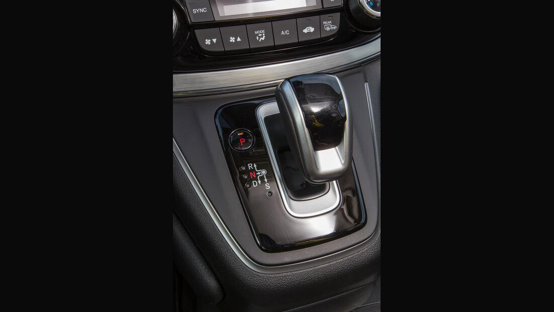 Honda CR-V 1.6 i-DTEC 4WD, Schalthebel
