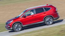 Honda CR-V 1.6 i-DTEC 4WD, Seitenansicht