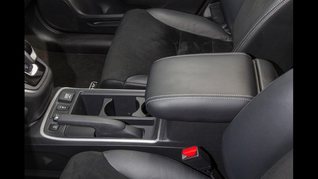 Honda CR-V 1.6 i-DTEC 4WD, Stauraum