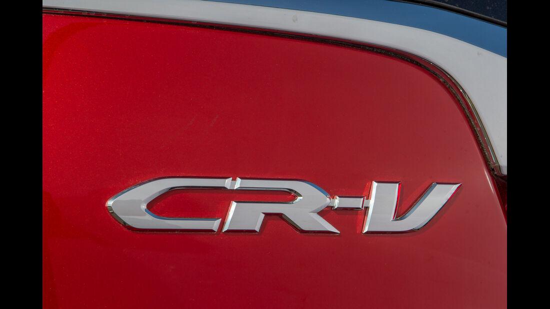 Honda CR-V 1.6 i-DTEC 4WD, Typenbezeichnung