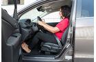 Honda CR-V 1.6i-DTEC, Fahrersitz