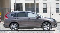 Honda CR-V 1.6i-DTEC, Seitenansicht