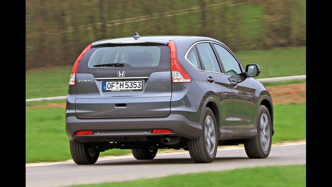 Honda CR-V 2.0 2WD Comfort, Heckansicht
