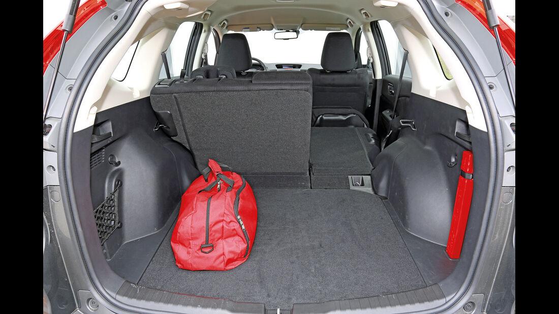 Honda CR-V 2.0 2WD Comfort, Ladefläche, Kofferraum
