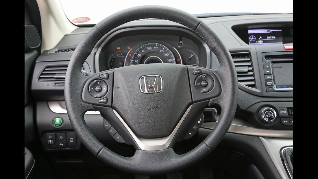 Honda CR-V 2.0 2WD Comfort, Lenkrad
