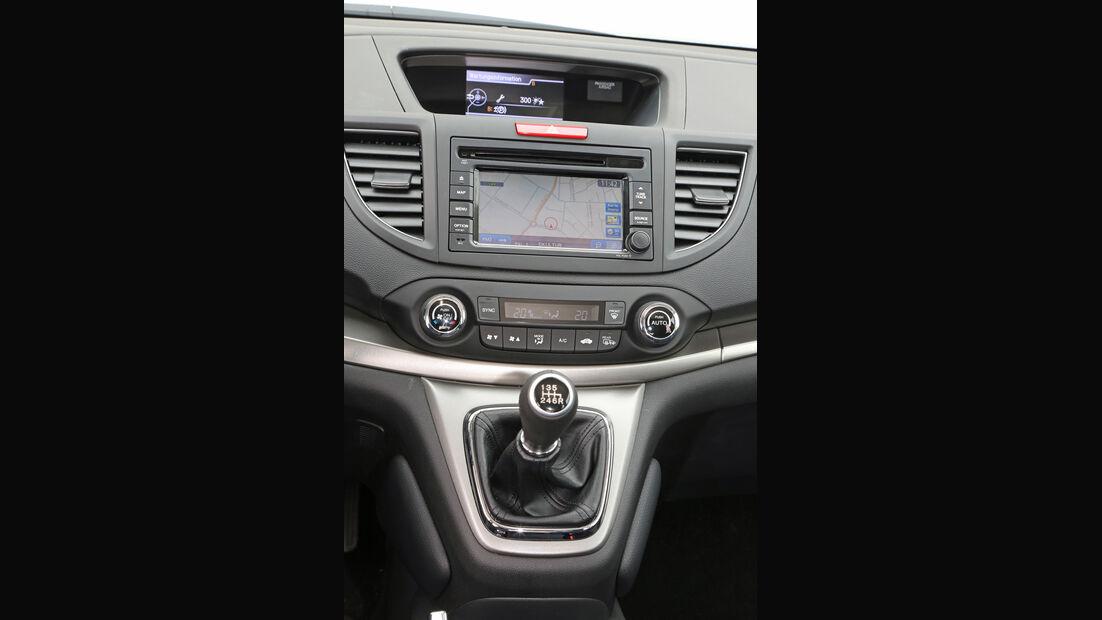 Honda CR-V 2.0 2WD Comfort, Mittelkonsole, Navi
