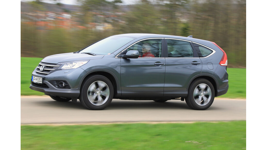 Honda CR-V 2.0 2WD Comfort, Seitenansicht