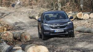 Honda CR-V 2.0 i-MMD, Exterieur