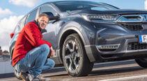 Honda CR-V 2.0l Hybrid 2WD, Exterieur