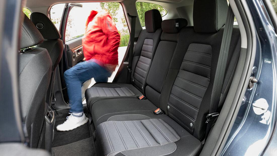 Honda CR-V 2.0l Hybrid 2WD, Interieur