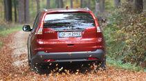 Honda CR-V 2.2 4WD Lifestyle, Heckansicht