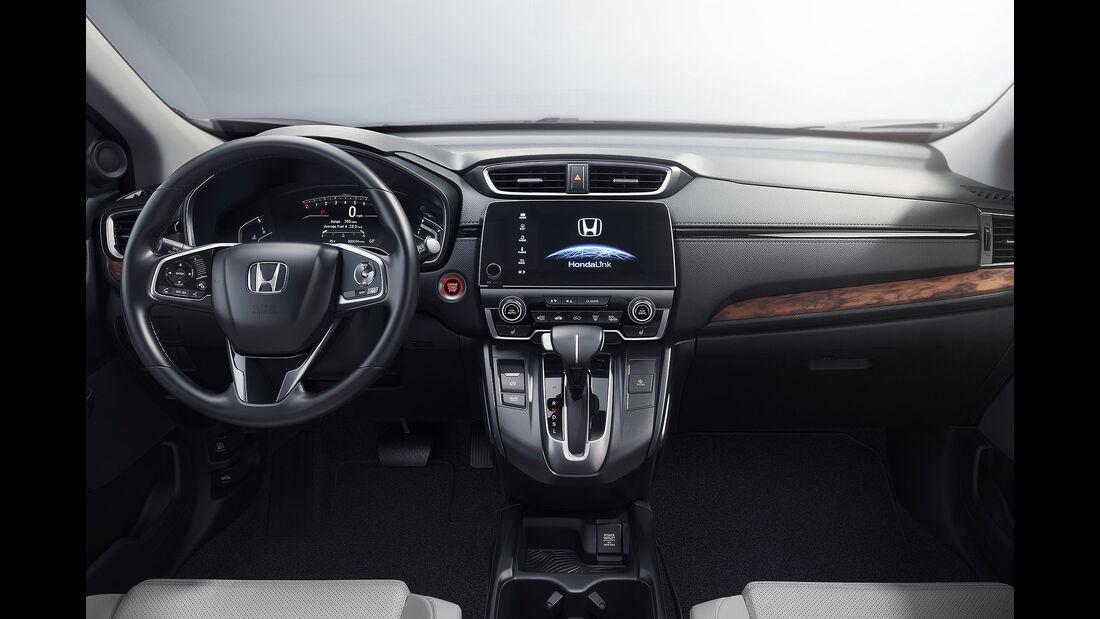 Honda CR-V 2017 US-Modell