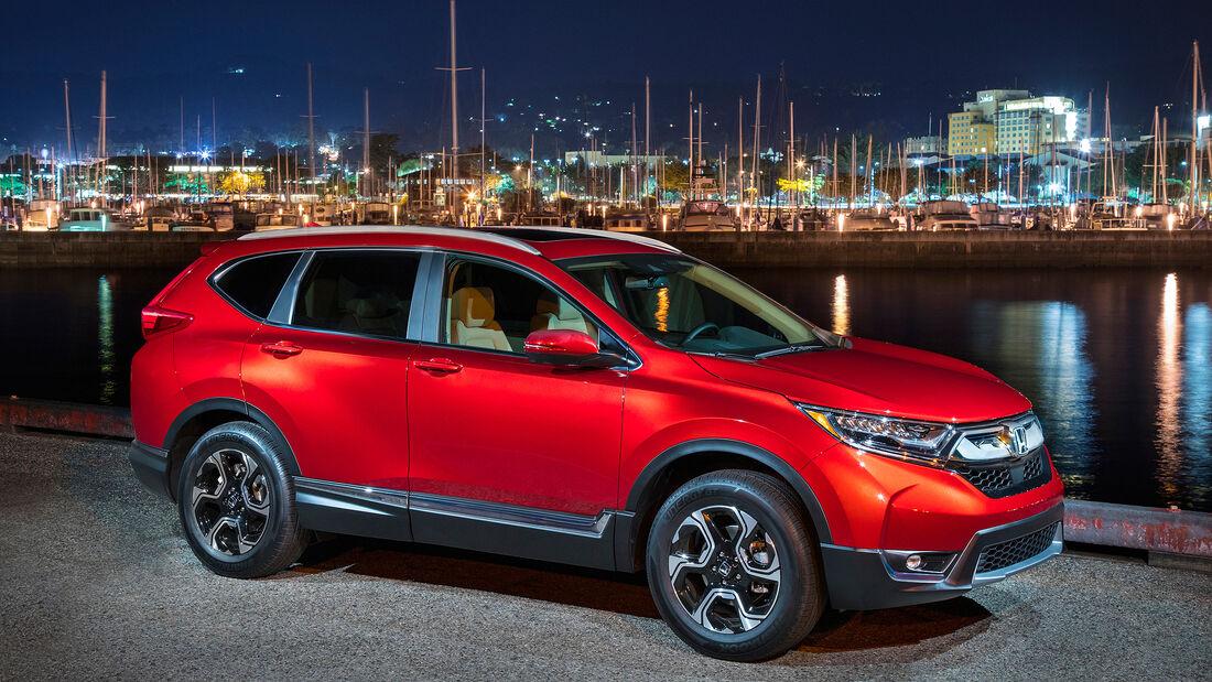 Honda CR-V 2018 (US)