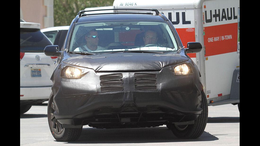 Honda CR-V Erlkönig