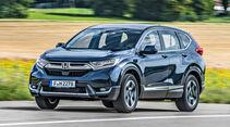 Honda CR-V, Exterieur