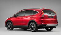 Honda CR-V Facelift 2014