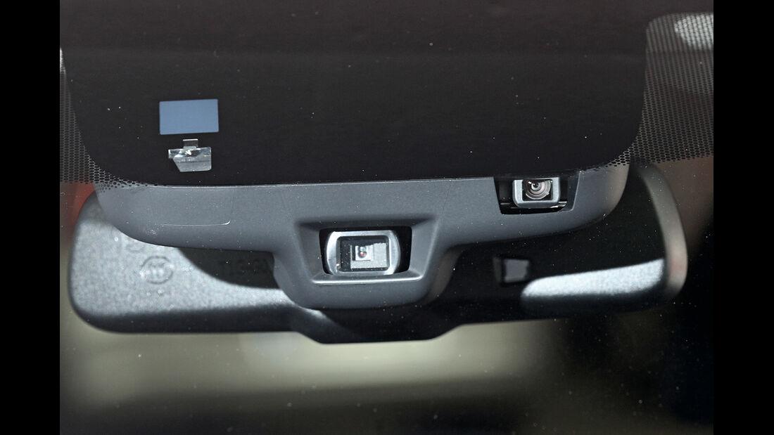 Honda CR-V, Frontscheibe