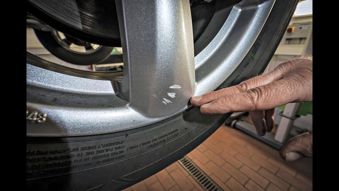 Honda CR-V, Gebrauchtwagen-Check, asv2517