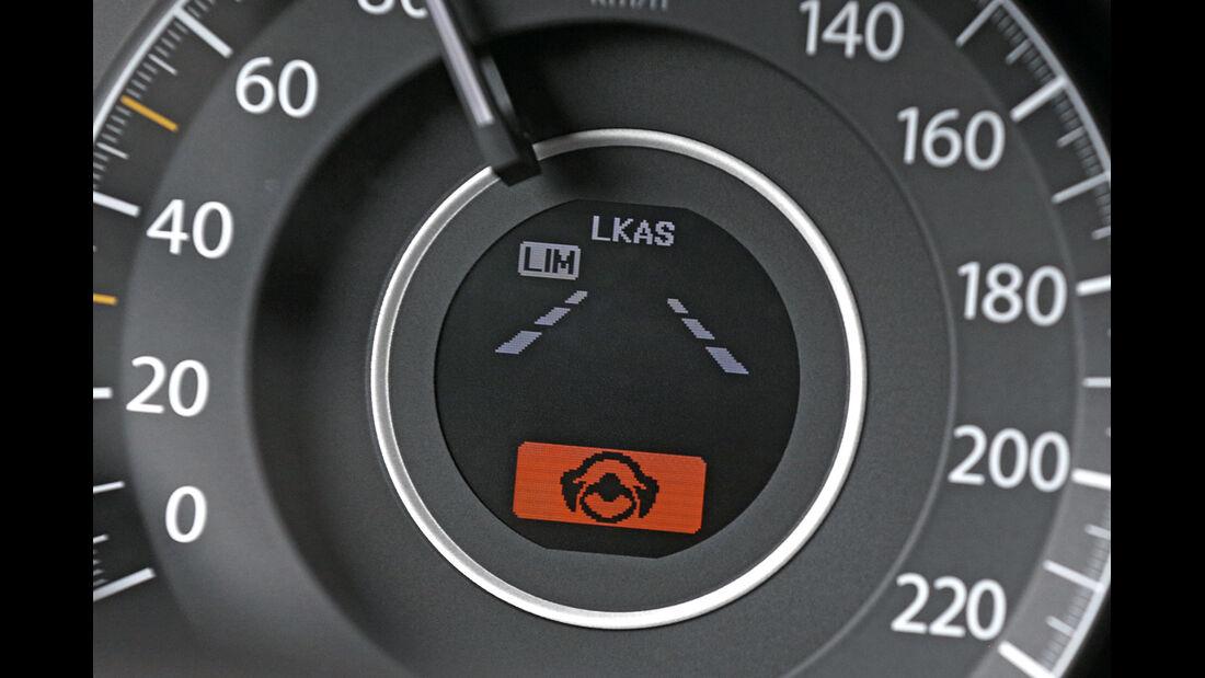 Honda CR-V, Grafik