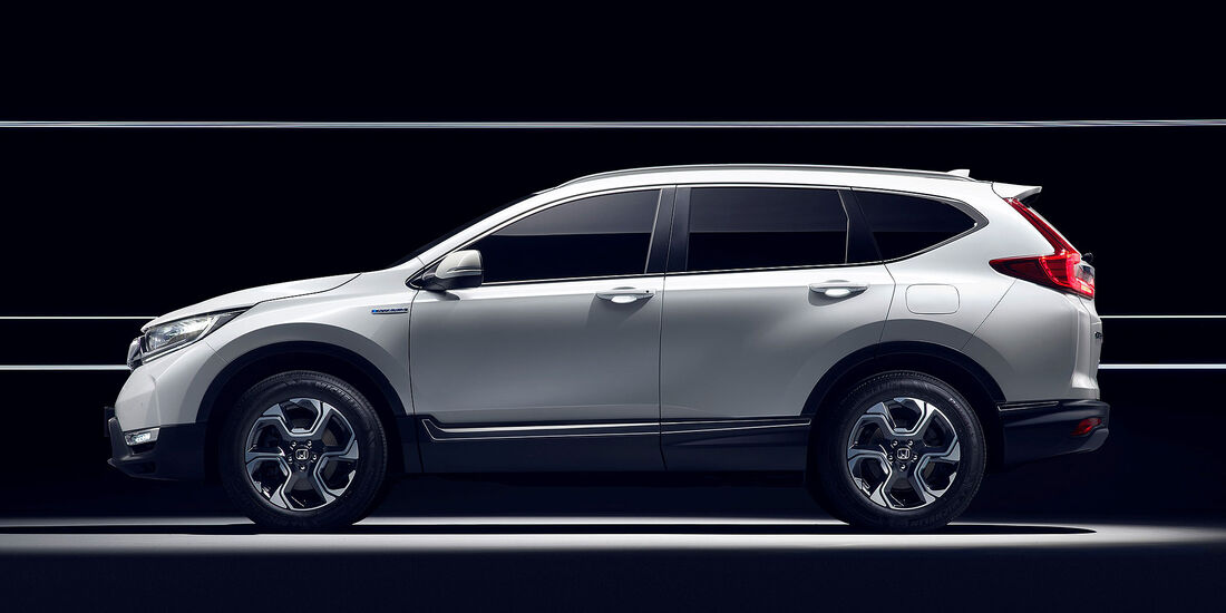 Honda CR-V Hybrid Prototyp