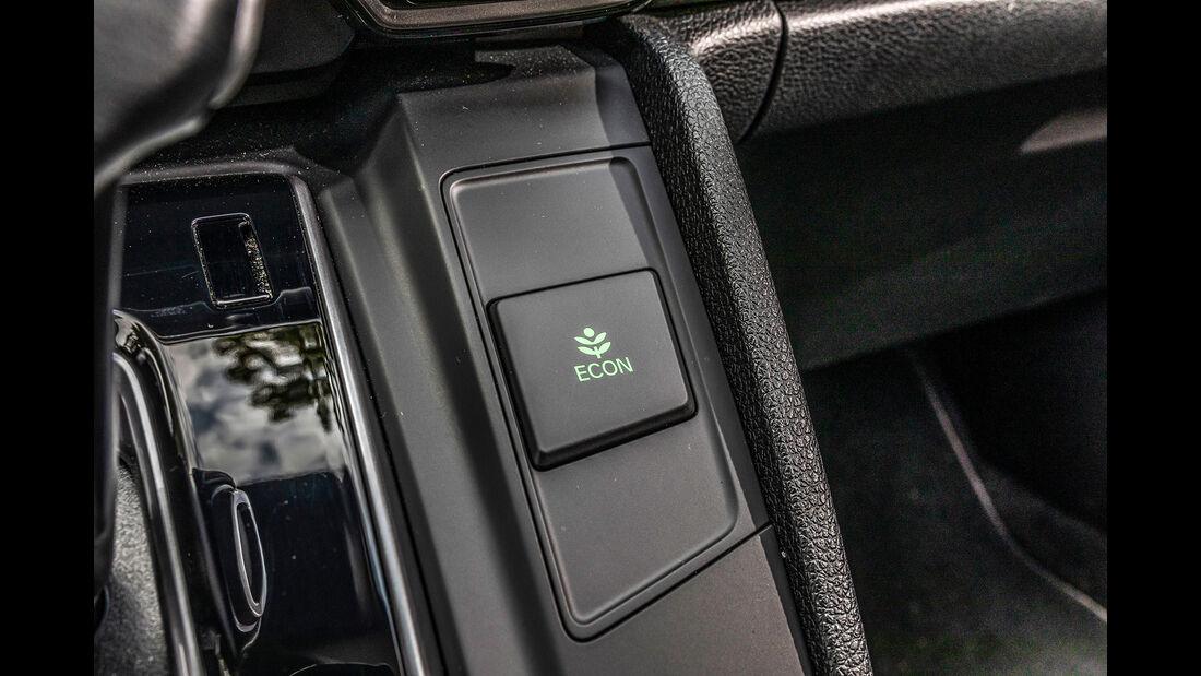 Honda CR-V, Interieur