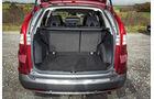 Honda CR-V, Ladefläche, Kofferraum