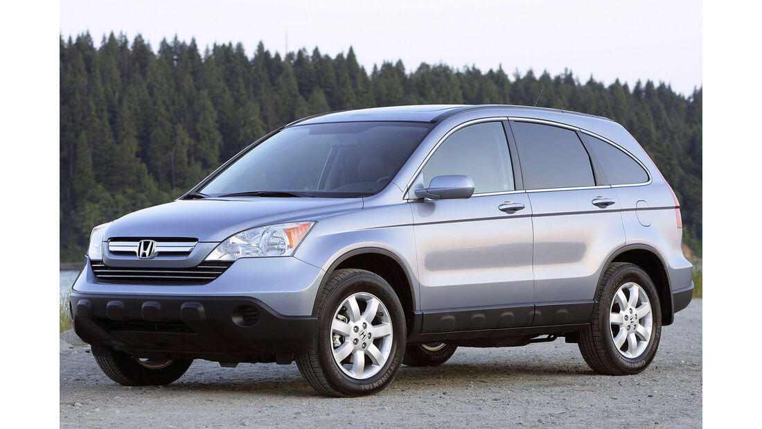 Honda CR-V Modelljahr 2007