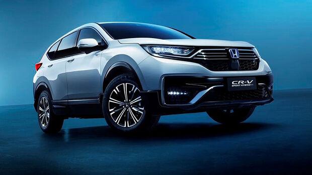 Honda CR-V Plugin-Hybrid