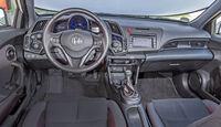 Honda CR-Z 1.5 IMA GT, Cockpit, Lenkrad