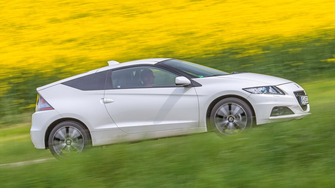 Honda CR-Z 1.5 IMA GT, Seitenansicht